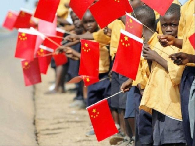 Африка встречает КНР