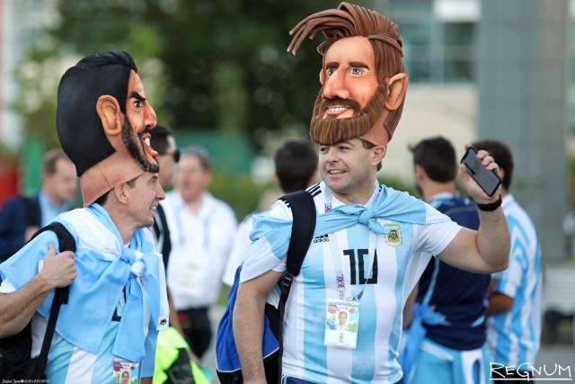 Месси пообещал Франции серьезную схватку в плей-офф