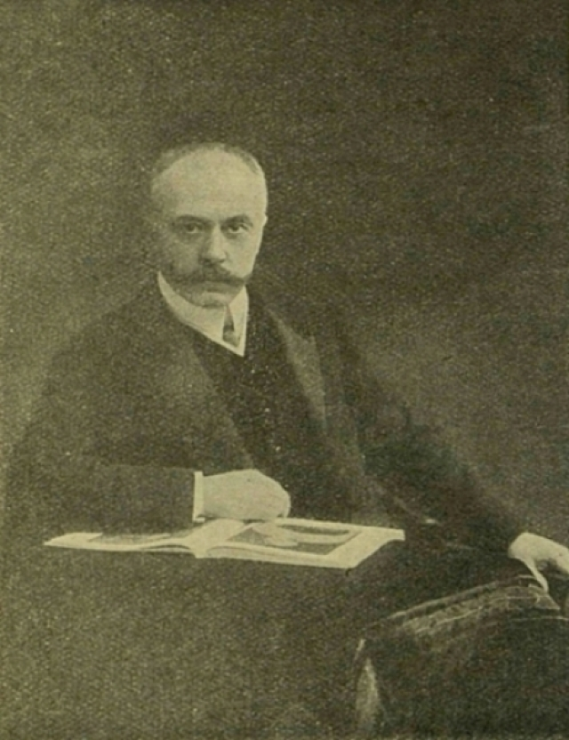 Максимилиан Трусевич, директор Департамента полиции