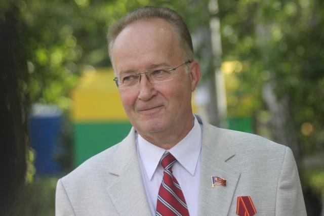 Александр Кравец — Первый секретарь Омского областного комитета КПРФ