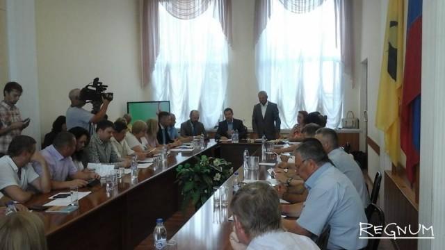 В Переславле Ярославской области депутаты и глава сложили полномочия