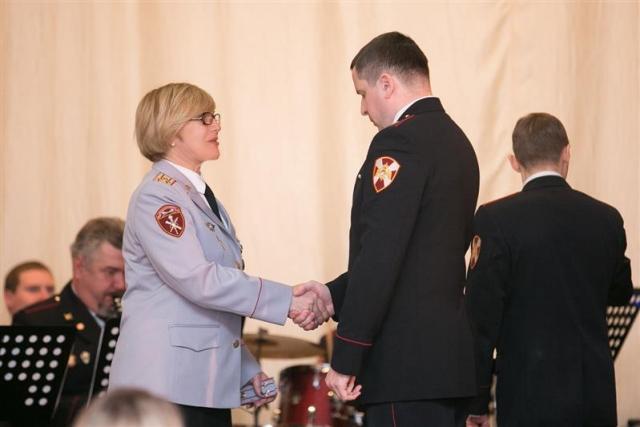 Во Владимире задержана начальник управления Росгвардии