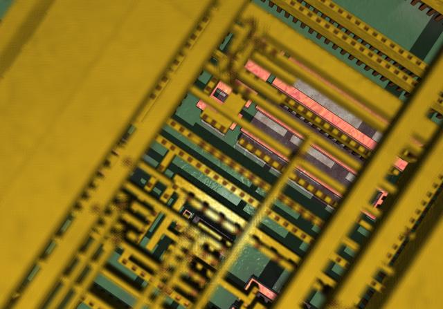 Кремниевый чип
