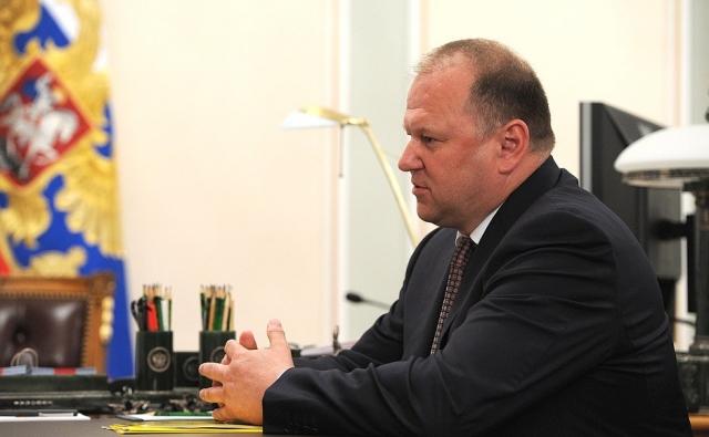 Пятый уральский полпред Цуканов прибыл в Екатеринбург
