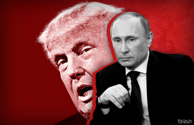 Трамп предложит Путину «сирийский размен» — CNN