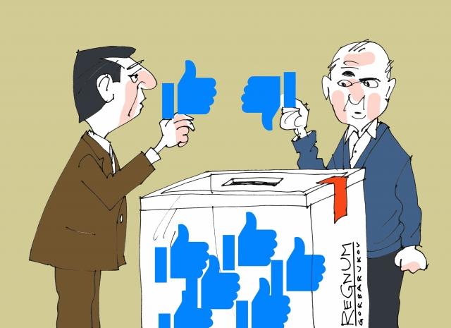 Мнение: «Главный соперник главы Хакасии – его личный антирейтинг»