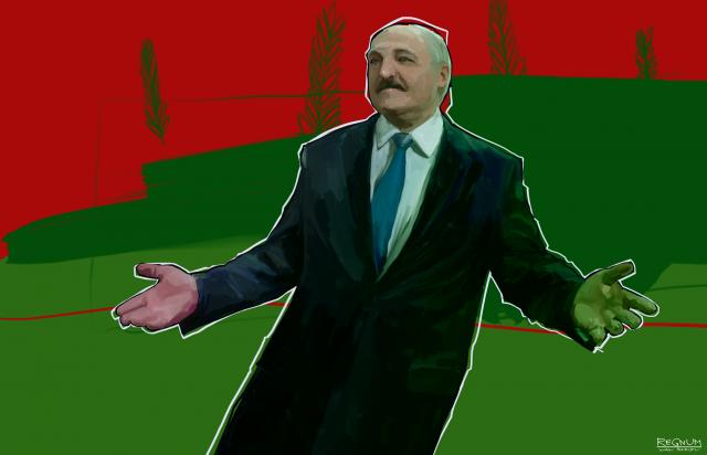 Между Путиным и Лукашенко состоялся телефонный разговор