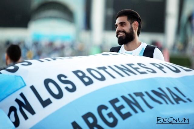 Аргентина на Неве