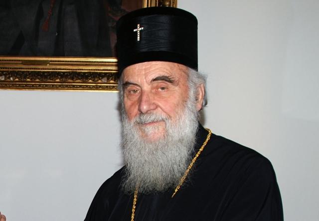 Сербский патриарх Иреней попал в базу данных сайта «Миротворец»