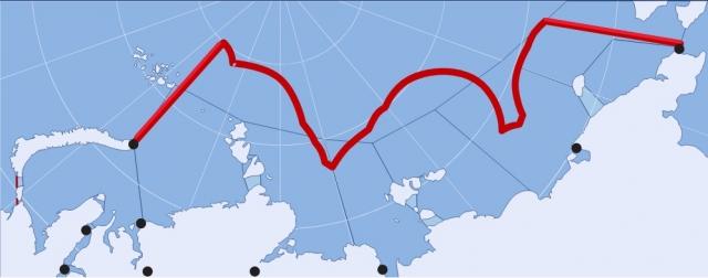 Акватория Северного морского пути