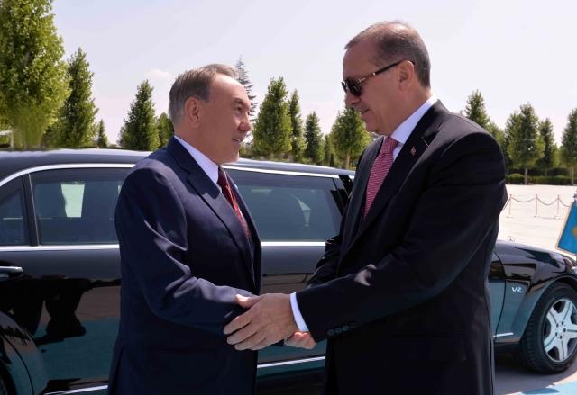 «Мягкая сила» Турции: современное состояние казахстано-турецких отношений