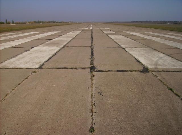 Самолет выехал за пределы взлетно-посадочной полосы в Красноярском крае