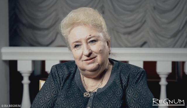 Алла Корнилова