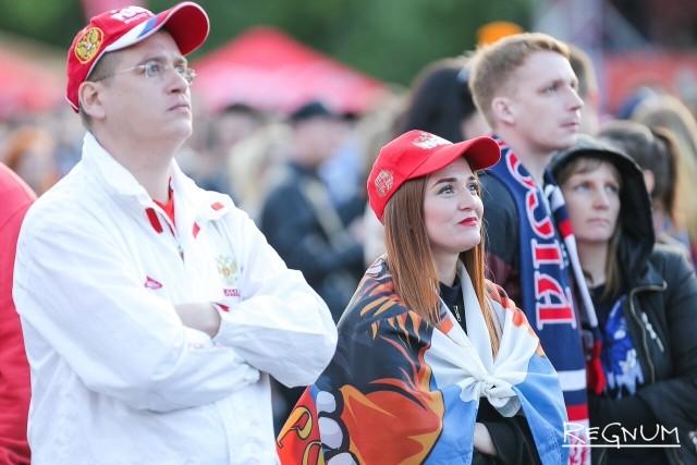В фан-зону Екатеринбурга снова пускают болельщиков