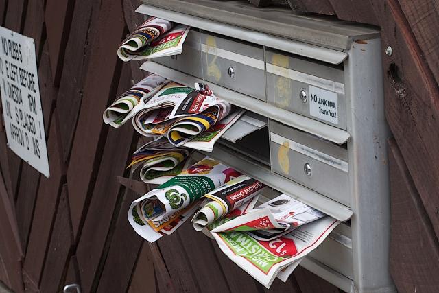 Нежелательная почта