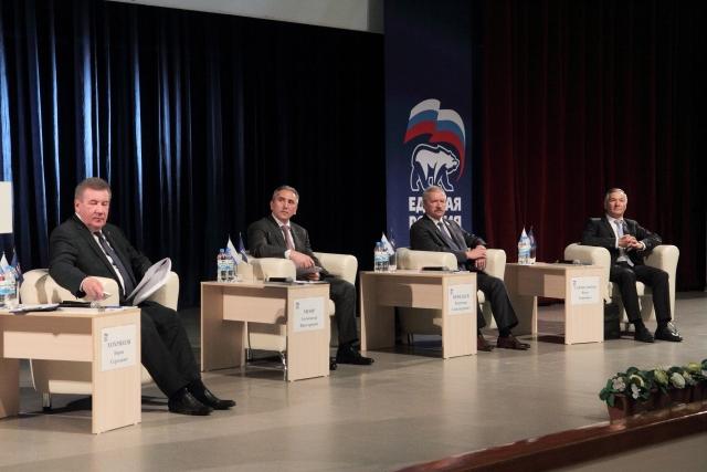 Кандидаты на пост губернатора Тюменской области от «Единой России»
