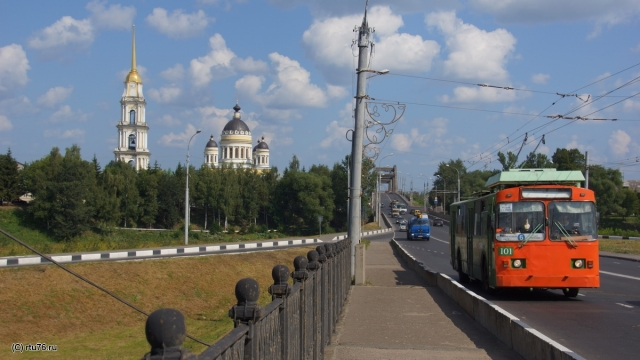 В Ярославской области суд отменил тариф на проезд в троллейбусе