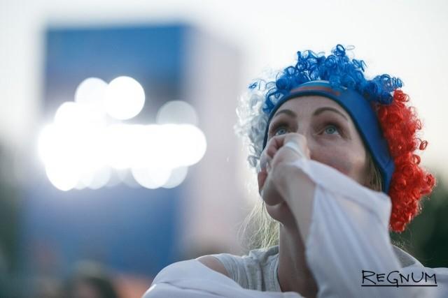 Исторический матч: как Екатеринбург отметил выход России в четвертьфинал ЧМ