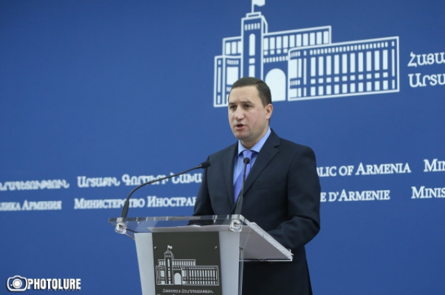 Армения уведомила ОДКБ о действиях Азербайджана в Нахиджеване