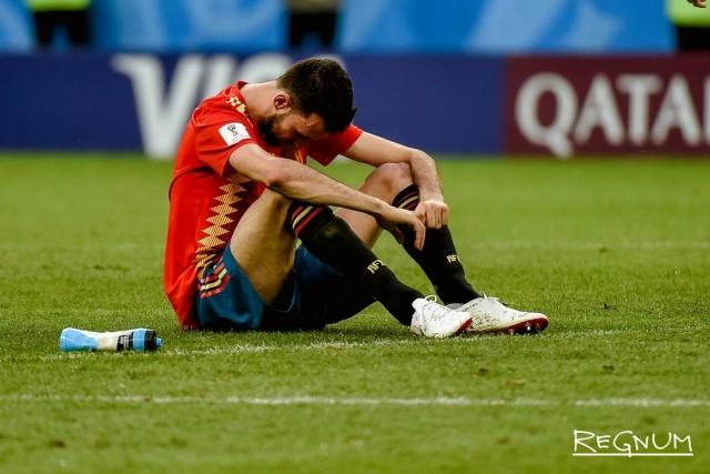 СМИ Испании:  «Это провал! Мы проиграли в русской рулетке!»