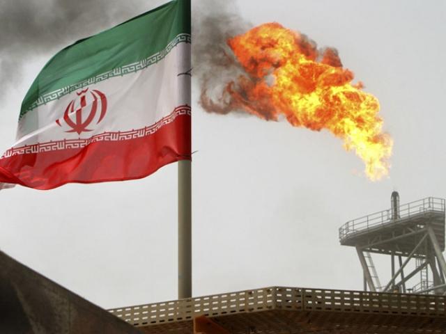 Иран. Нефть