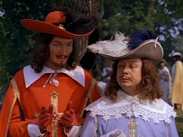 Кардинал и Король