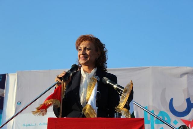 Мэром города Туниса впервые в истории стала женщина
