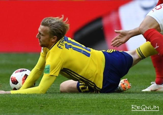 Шведский лёд: шведы обыграли сборную Швейцарии