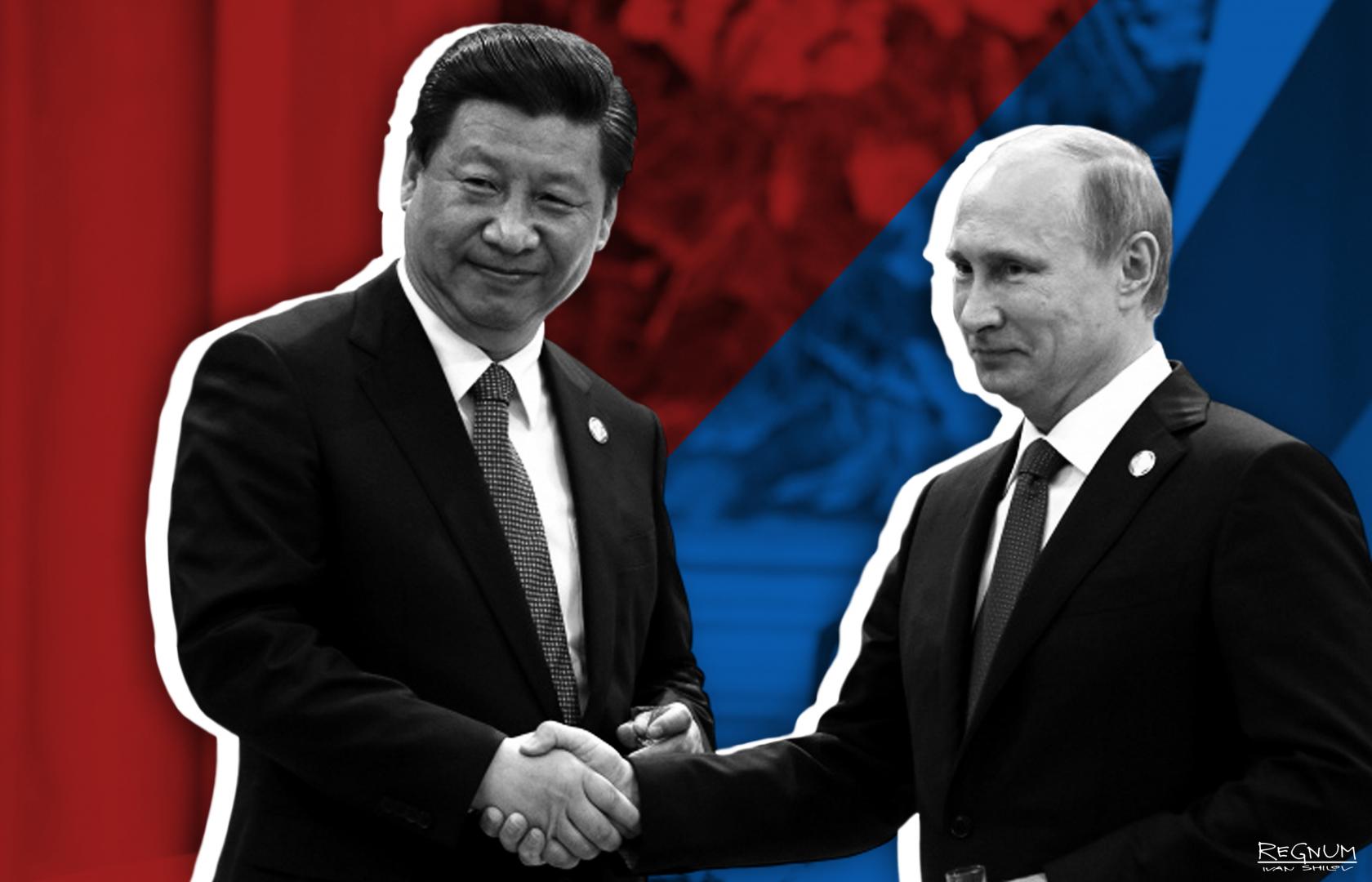 Путин и Си Цзиньпин оставили не у дел США