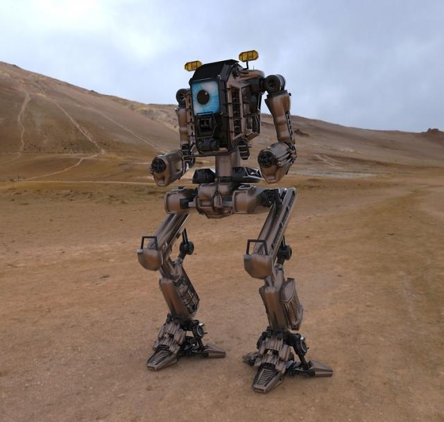 Ученые рассказали о роботах, способных к адаптации