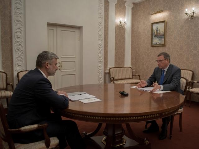 Омская область хочет стать федеральным транспортно-логистическим узлом