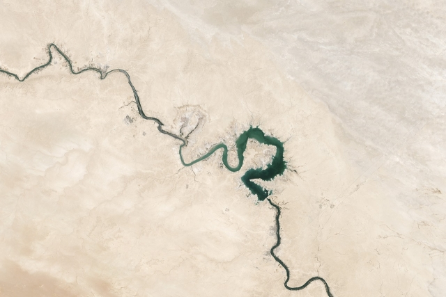 Экологическая катастрофа Ближнего Востока и новое Великое переселение