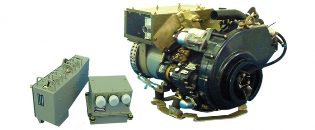 Дизель-генераторная установка, выпускаемая на предприятии «Туламашзавод»