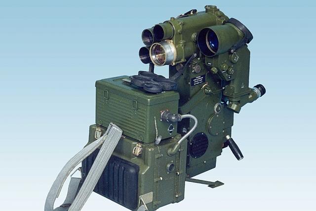Переносной лазерный прибор оптико-электронного противодействия ПАПВ, выпускаемый на предприятии «Тулаточмаш»