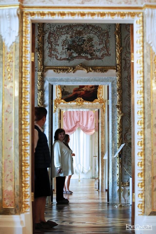 Китайский дворец в Ораниенбауме