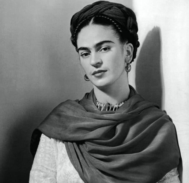 Фрида Кало – талант в терновом ожерелье