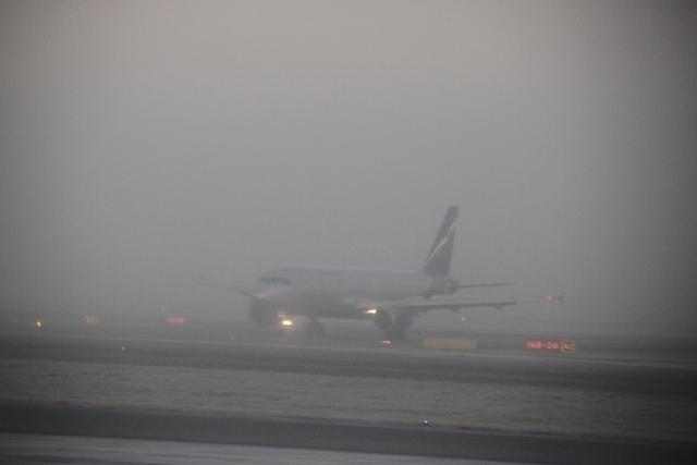 300 пассажиров не могут вылететь с Сахалина на Курилы третий день