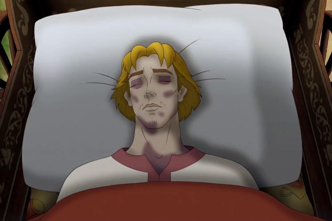Петр болен