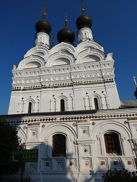 Свято-Троицкий женский монастырь. Муром