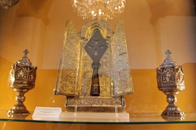 «Гегард» в музее Эчмиадзина
