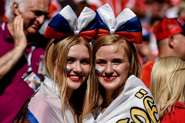 В победу сборной России над Хорватией поверили 56% жителей страны