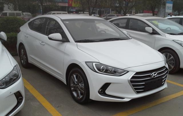 Рассекречена внешность Hyundai Elantra 2019