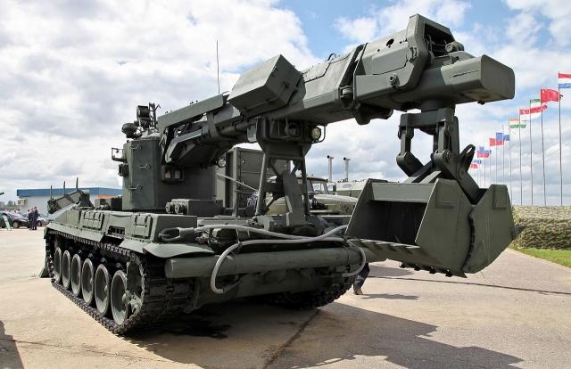 Ирак закупит у России инженерные танки разграждения ИМР-3М