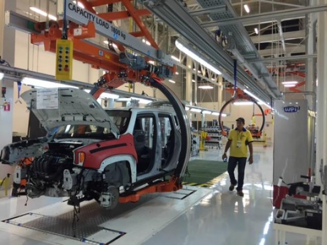 Сборочный цех «Fiat Chrysler Automobiles»