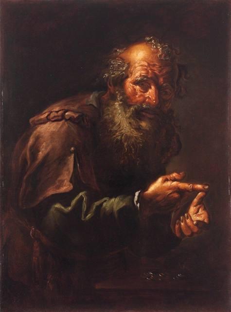 Петр Брандль. Богач. 1730
