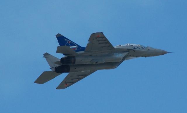 Россия заявила о готовности поставить Индии 110 истребителей МиГ-35