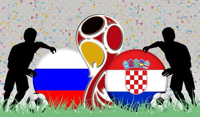 Россия vs Хорватия