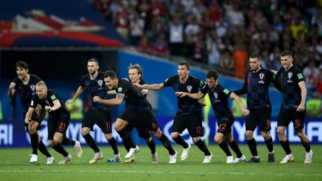 Тренер хорватов рад за своих и сожалеет о сборной РФ