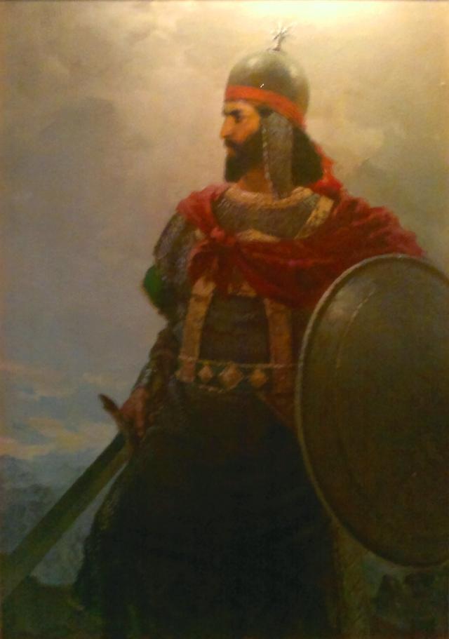 Садых Гусейн оглы Шарифзаде. Бабек. 1944