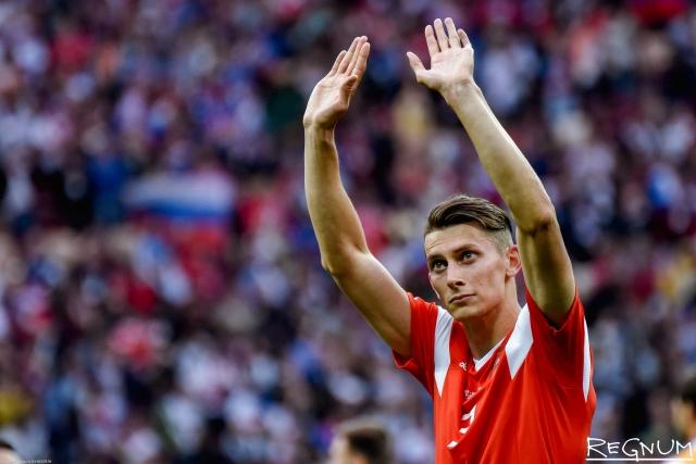 Игрок сборной Илья Кутепов поделился впечатлениями от чемпионата мира